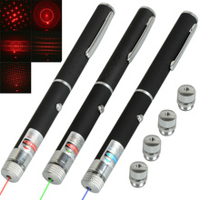 Pet toys New High Burning Laser Pens 532nw 5mw Focus Powerful Laser Pointer With 5 Special Laser Lens