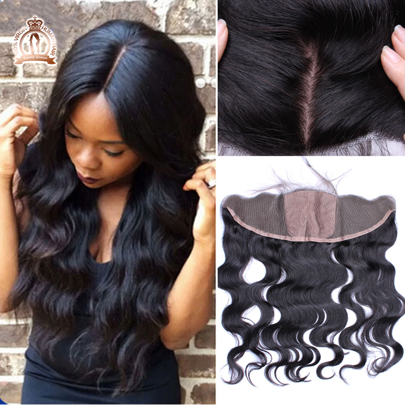 7A Silk Base Frontal Brazilian Body Wave Virgin Hair 13x4 Silk Top Lace Frontal Closure Bleached Knots Rosa Queen Hair Products<br><br>Aliexpress
