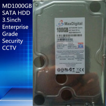 1000GB HDD  SATA 3.5inch  Enterprise Grade Security CCTV Hard Drive Warranty for 1-year