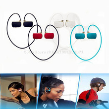 New w273 4GB 8GB sports earphone Mp3 player W Series Cute Sport Design headset mp3 music player 8gb drop shipping(China)