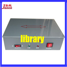 EAS EM technology label deactivator/activator school library book security tags deactivator system(China)