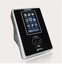 3 Inch Touch Screen Face Recognition+RFID Time Attendance Recorder +Dual Cameras +TCP/IP +USB