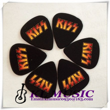Good quality Logo printed Guitar Picks Plectrums 0.7mm Perfect Parts for Any level Player