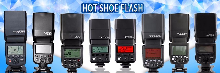 Hot shoe Flash 1