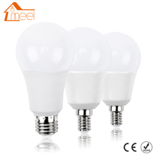4pcs Real power LED Bulb Light 220V 240V 3W 5W 7W 9W 12W 15W LED Lampada Ampoule Bombilla E27 Light Aluminum Cooling(China)