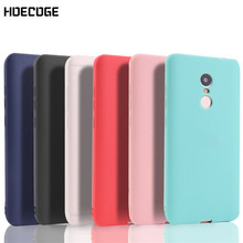 HOECOGE Soft Silicone Mobile Phone Case For Xiaomi Redmi Note 4x TPU Protective Cover For Xiaomi Redmi 4x 4A Pro Coque Fundas
