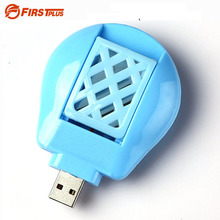 Car Portable Cigarette Lighter USB Socket Plug Killer Tasteless Pest Repellent Heater Outdoor Home Electronic Mosquito(China)