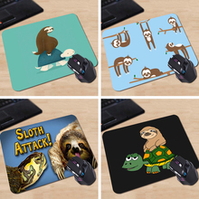 Babaite Turtle Sloth Funny 180X220X2MM 250X290X2MM Rectangel Mouse Pad Mat Gaming Mouse pad