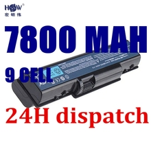 HSW 9cell oem Laptop Battery AS09A31 AS09A41 AS09A51 AS09A61 AS09A71 for Acer Aspire 4732 4732Z 4937 for Emachine D525 D725