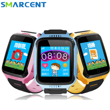 Original Q528 Y21 GPS Smart Watch With Flashlight Baby Watch 1.44inch OLED Screen SOS Call Location Device Tracker for Kid Safe
