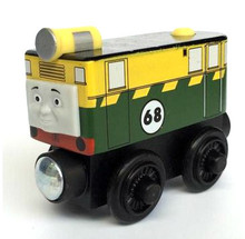 RARE NEW NO.68 truck ORIGINAL wooden Thomas and friend train Chinldren child kids(China)