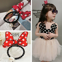 New Arrival Children Headband Hair Rope Rubber Bands women Girls' Kids Cute hair Accessories Adults and children can be used