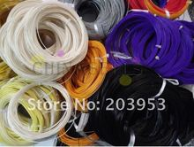 400pcs 16-26lbs badminton string line badminton training racket string badminton racquet line 0.72-0.75MM*10M