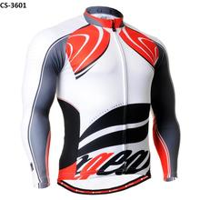 Men's Cycling Jersey long Sleeve Breathable Dry high quality Cycling Clothing Bicycle Ropa Ciclismo Jersey Shirt Sport Wear