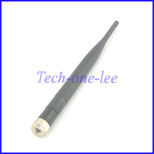 2.4 GHz 5dBi WiFi Antenna Aerial SMA Male Connector For Wireless Router(China)