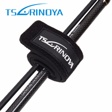 4 PCS/Lot Trulinoya Lure Fishing Rod Belt Rod Strap Rod Tie Suspenders Fishing Accessories Fishing Tackle(China)