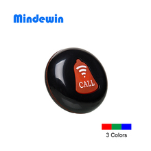 Mindewin Wireless Pager System Table Call Button Guest Paging System Transmitter Wireless Coaster Pager System Restaurant Pager