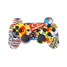 Original 3 Colorful Wireless Bluetooth Game Controller For Sony Playstation 3 For PS3 Controle Joystick Gamepad Christmas