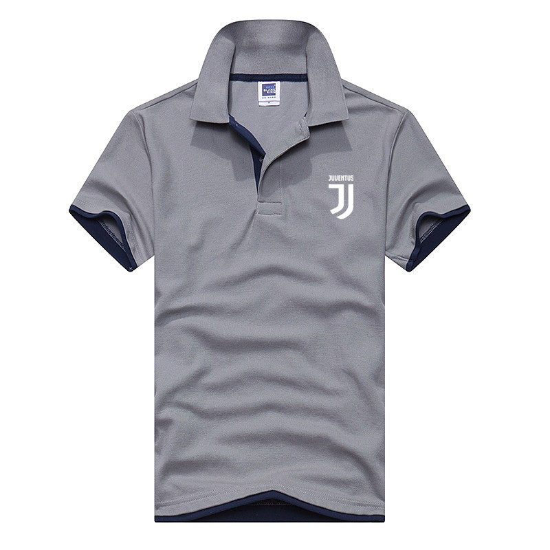 2018 High Quality Fashion t shirts homme Juventus men women cotton cool tshirt Casual summer jersey costume Men t-shirt(China)