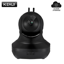 KERUI 1080P Cloud Storage Home IP Camera Security WiFi Wireless Surveillance Camera 2 way Audio Activity Alert Smart Webcam(China)