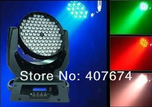 Jump Price 108*3W 4in1 RGBW LED Moving Head Wash Light,Stage Moving Head Light DMX Stage Moving Head Light For Event Party