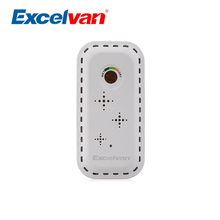Excelvan Top-300 Mini Air Desiccant Dehumidifier Moisture Absorbing Air Dryer For Home Kitchen Wardrobe(China)