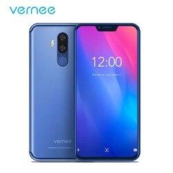 Vernee M8 Pro смартфон с 6,2-дюймовым дисплеем, восьмиядерным процессором, ОЗУ 6 ГБ, ПЗУ 64 ГБ, Android 8.1, 4100 мАч