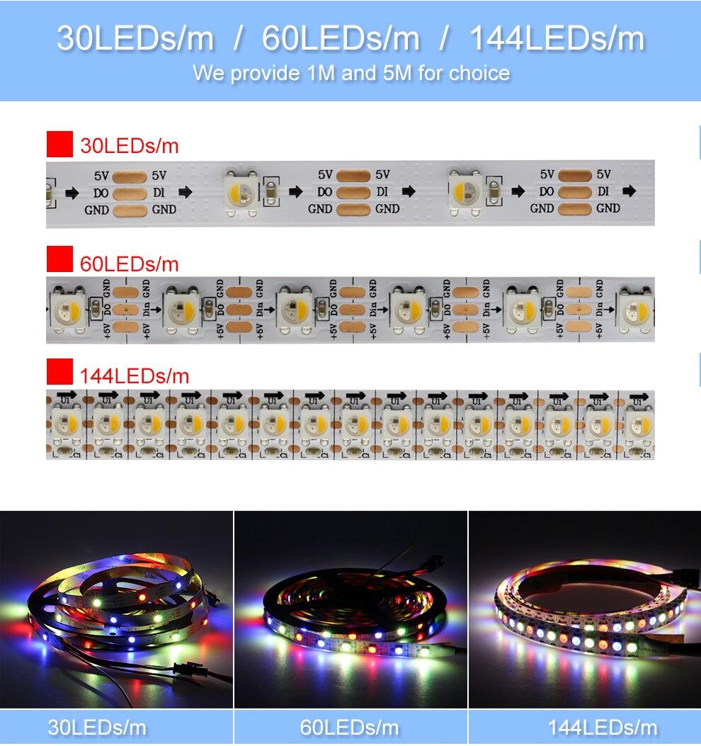 Full Color SK6812 strip (13)