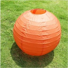 [ Fly Eagle ] Chinese Paper Lantern Lamps WEDDING party orange(China)