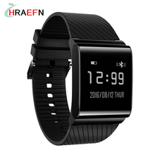 Buy X9 PLUS Smart Band Blood Pressure Oxygen Heart Rate Monitor best smartband fitness tracker watch sport bralecet ios Android for $30.24 in AliExpress store