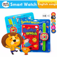 2017 new childrens learning watch multi-function 3D touch screen intelligent early childhood educational toys LL159