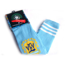 The high quality of Argentina Italy Holland captain drum children football fans articles knee socks