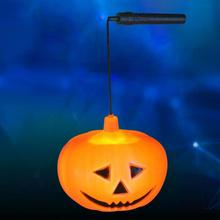 Party Jack-O-Lantern Handheld LED Pumpkin Night Light Decoration Props