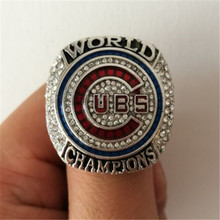 New Arrival  2016 Chicago Cubs World Series championship Ring,fan gift,size 8-13,Bryant/Rizzo/Zobrist