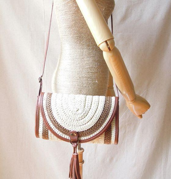 2017 straw bag casual fashion all-match handmade bag one shoulder cross-body womens messenger bag small clutch bag<br><br>Aliexpress