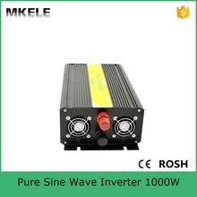 MKP1000-241B small size pure sine wave 1kw inverter solar power inverter dc 24v to ac 110vac with low price(China)