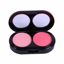 New Naked Blush Makeup Cosmetic Natural Baked Blusher Powder Palette Charming Cheek Color Make Up Face Blush