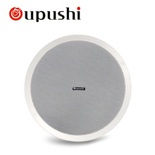 6W 10W Ceiling Speaker System 6.5 Inch Portable Mini PA Speaker Full Range Good Sound Quality Car Wall Passive Audio Speaker(China)