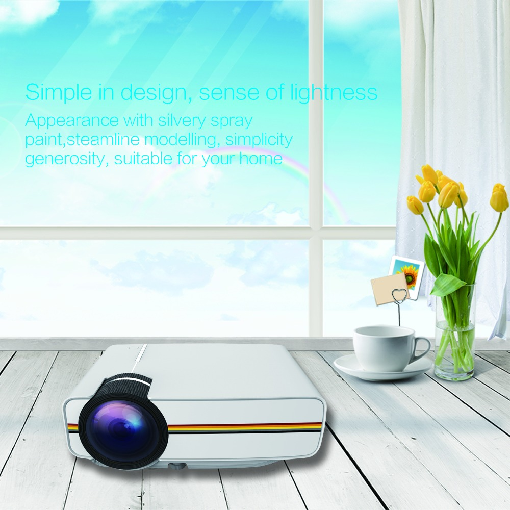 Yg400 Mini Led Projector  (2)