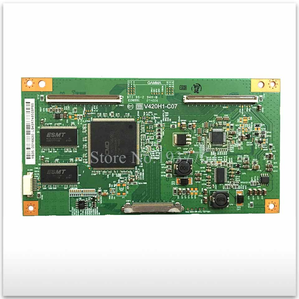 good working High-quality for original 99% new for board V420H1-C07 V420H1-C12 T-con logic board<br>