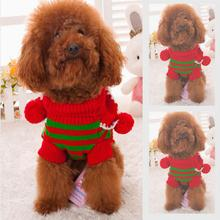 Multifunctional Durable Sweet Christmas Pet Puppy Dog Warm Clothes Sweater Warm Dog Clothes Dog Clothes Roupa Cachorro Manteau