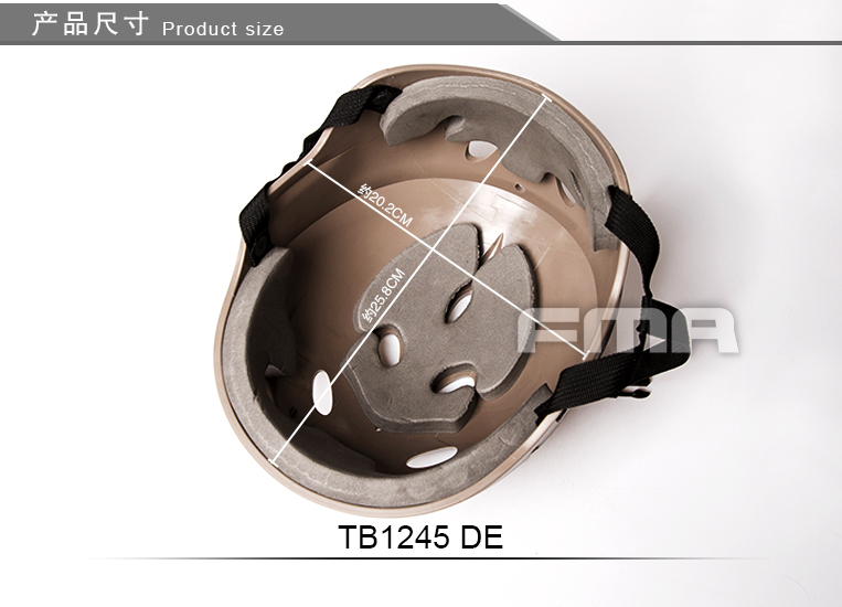 fma TB1245 DE 15
