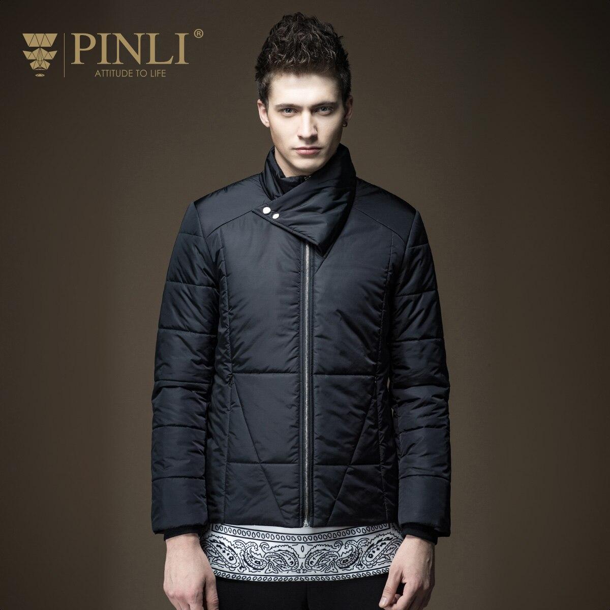Winter Jackets Mens Top Fashion Acetate Regular Stand Standard Pinli 2017 New Mens Warm Coat Jacket B164105114 Одежда и ак�е��уары<br><br><br>Aliexpress