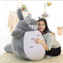 Totoro Plush Doll 120cm Famous Cartoon Totoro Plush Toys Smiling Soft Stuffed Toys Dolls Brinquedos Dolls For Kids Girlfriend