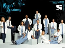 Grey's Anatomy Operations Relations Complications TV Series Art Huge Print Poster TXHOME  D5964