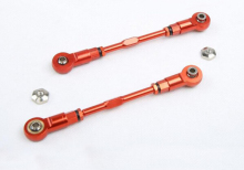 1/5 rc car gas CNC metal steering tie rod for 1:5 scale HPI Baja Losi 5ive-t rovan free shipping