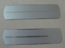 High quality PVC internal Rear Door Scuff Plate/Door Sill For 2009-2013 Renault Koleos