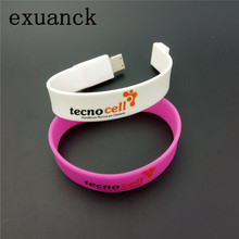 exuanck usb 2.0 memory stick custom print logo Wristband style 4GB 8GB 16GB 32GB usb flash pen drive (over 50 pcs free logo )(China)