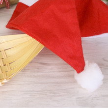 Wonderful Xmas Official Plush Santa Claus Hat Comfort Liner Christmas Halloween festival Costume