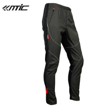 Santic Men's Windproof Cycling Trousers Fleece Thermal Wind Winter Pants Tights-James Cycling Windproof Pants Clothing Equipment